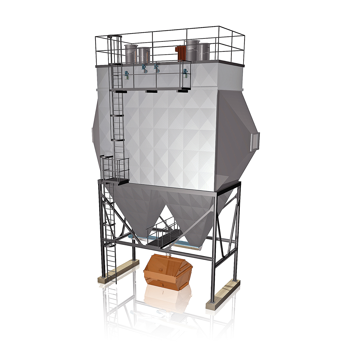 electrostatic precipitators Electrostatic precipitators: this electrical equipment was first introduced by drfg cottel in 1906 and was first economically used in 1937 for removal of du.